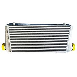 Intercooler 60 x 30 x 7,5 cm  double fin